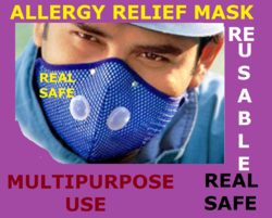 Allergy Relief Mask