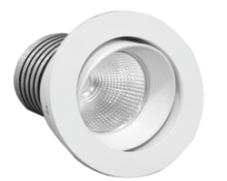 Focus COB Round Down Light