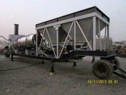 Mobile Bitumen Mixer
