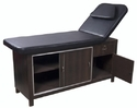 2 Fold Luxury Wooden Facial Bed