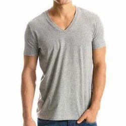 Mens v neck t shirts gents v neck t shirts suppliers for V neck white t shirts for men