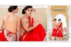2 In 1 Digital Printed Gown & Lehenga