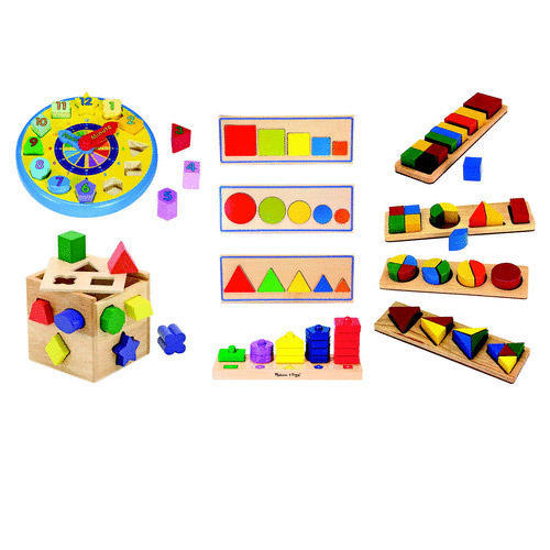 Montessori Pre School Teaching  U0026 Activity Aids