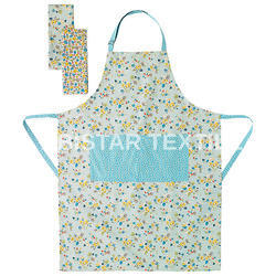 Printed Cooking Apron