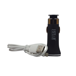 Dual Cable Car Charger