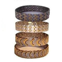 Bio Magnetic Stainless Steel Bracelet