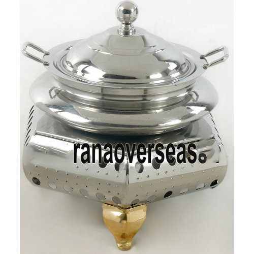 Steel Chafing Dish