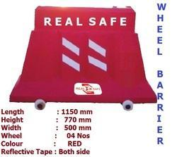Wheel Barrier