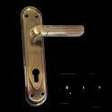 Iron Mortice Door Handle