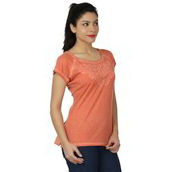 Half Sleeve Women Top