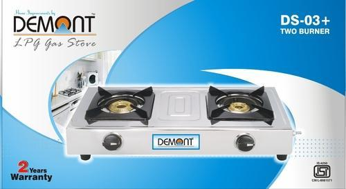 Stainless Steel Gas Cooktops Cooktops Ds03 Exporter From Mumbai