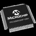 PIC32MX320F128H-80I/PT PIC Microcontroller