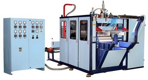 Thermocol Disposal Fiber Dona Plate Glass Machine - Fast Production ...