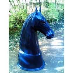 FRP Horse Dustbin
