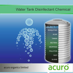 Water Tank Disinfectant Chemical