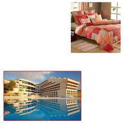 Bed Comforter Set for Hotels