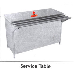 Food Service Table