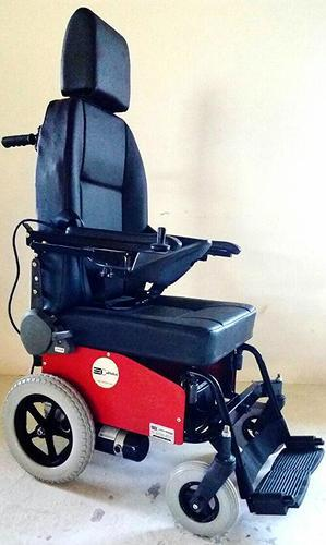 Deluxe Electric Power Wheel Chair