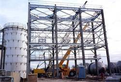 Factory Structural Fabrication Service