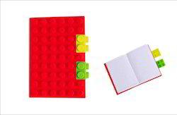Story Building Lego Block Diary