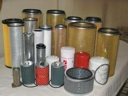 Filters For Earthmoving And Construction Machinery