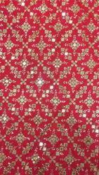 Dupion Embroidery Fabrics