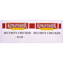 Security Label Printing Service