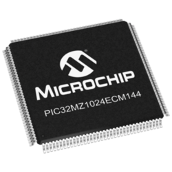PIC32MZ1024ECM144-I/PH PIC Microcontroller