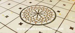 Floor Inlay Patterns