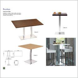 Cafeteria Tables Trio 03 /  Trio 01 / Trio 02
