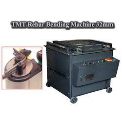 TMT Rebar Bending Machine 32 mm