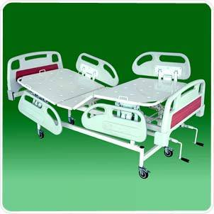 hospital fowler bed exporter india semi fowler bed from delhi