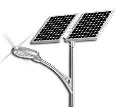 40 Watts LED Solar Street Light