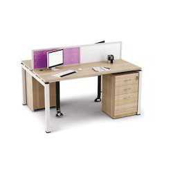 2 Seater Workstation
