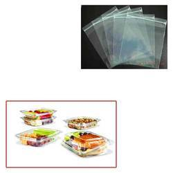 Attached Ziplock Bag For Food Packaging