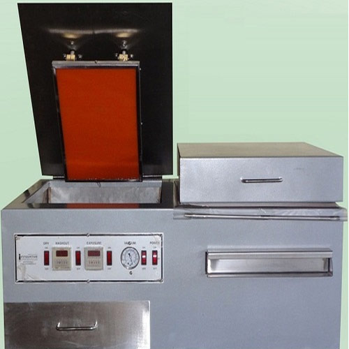 Rubber Stamp Making Equipments
