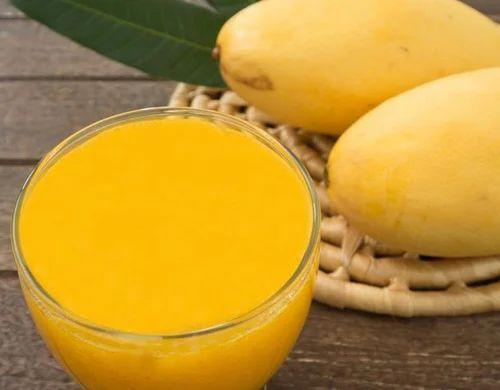 Frozen Fresh Totapuri Mango Pulp