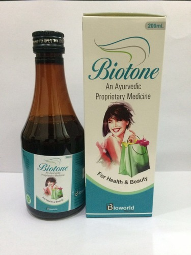 Biotone Syrup