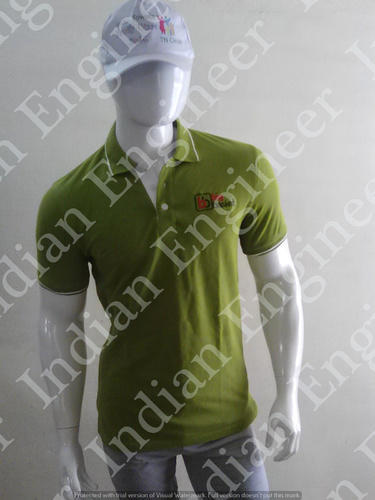 Logo Printed Polo T Shirts
