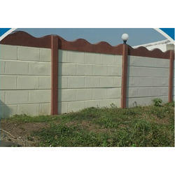 Folding Compound Wall