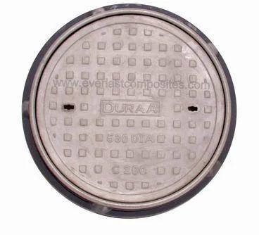 FRP Round Manhole Cover