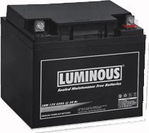 Luminous SMF Battery