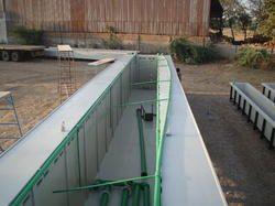 Tube Flux Tank