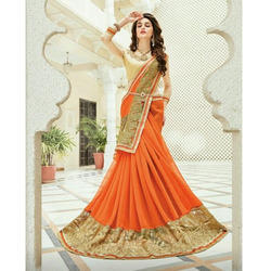 Party Wear Ladies Sarees