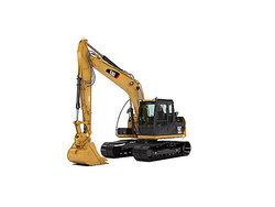 Dual Slope Application Excavator