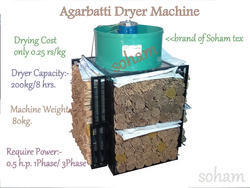 Automatic Dryer Machine - Incense