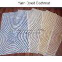 Yarn Dyed Bathmat