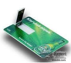 Card Shape Pendrive