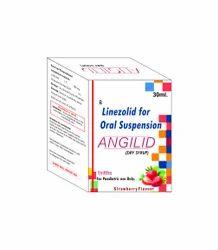 Linezolid Oral Dry Suspension (30ml)