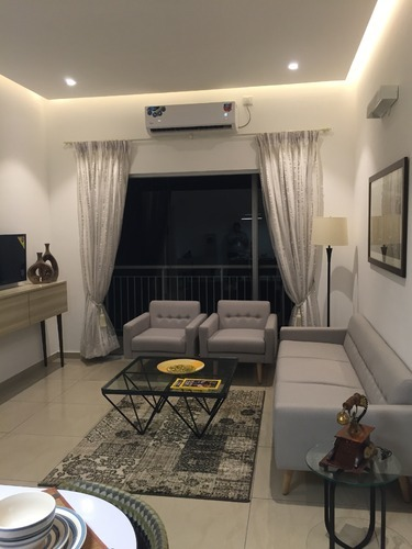 sample show flats interiors 500x500 - Get Sample Of Small House Interior Design  Pictures